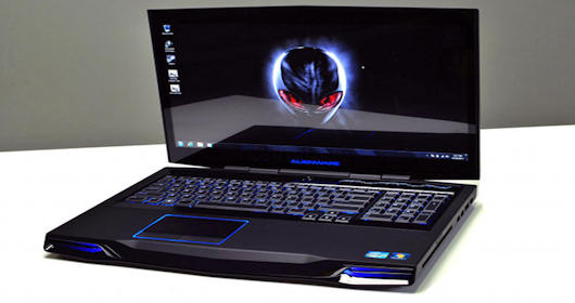 Alienware M17x R4 (2012) - Ivy Bridge & Kepler