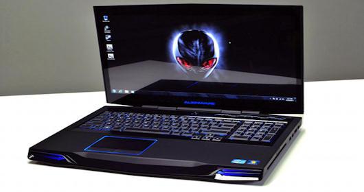 Alienware M17x R4 (2012) - Ivy Bridge & Kepler